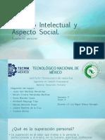 Aspecto Intelectual y Social