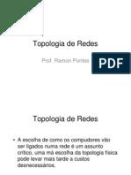 Aula 2 - Topologia de Rede