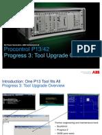 Procontrol P13 Progress 3 Overview Presentation