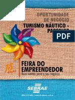 Estatisticas Turismo Náutico 2009