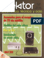 Elektor 084 (May 1987) Español