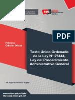 D S  N° 006-2017-JUS TEXO UNICO ORDENADO DE LA LEY 27444.pdf