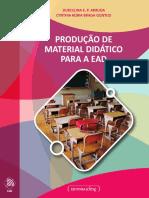 Curso de Preparação de Material Didático para EAD - UFMG  -