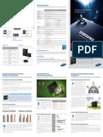 Samsung SSD 850 PRO Brochure