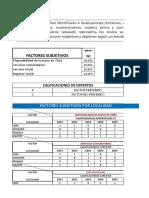 FORMULACION depreciacion y amortizacion