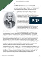 Ignaz Semmelweis -- Britannica Online Encyclopedia