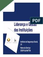 Liderança e Gestão Das Instituições_V3