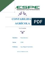 IB1 Agrícola 2882 Cuatro Acuerdos Zamora Rosa