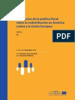 1 Libro CEPAL Efectos de la politica fiscal en AL y UE.pdf