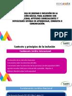 Estrategia de Equidad e Inclusión