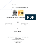 16.Robotics & Visions Warm Intelligence & Traffic Safety