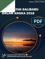 Kecamatan Salibabu Dalam Angka 2018