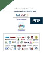 L3 Technical Program(12062013)
