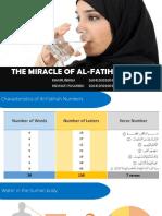 Presentasi Bahasa Inggris 7 menit - The Miracle of Al-Fathihah Water