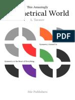 Tarasov This Amazingly Symmetrical World Mirtitles 2018