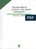 Teología Bíblica Del Antiguo y Nuevo Testamento.