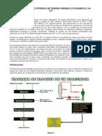 FUENTE REGULADA DE POTENCIA DE TENSIÒN VARIABLE