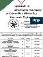 Seminario Investigación Educativa - Presentación