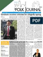 The Suffolk Journal 10/13/2010