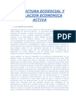 Estructura Ecosocial y Poblacion Economica Activa 1