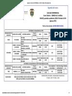 Agenda - Calculo Diferencial - 2018 II Periodo 16-04 (Peraca 474)