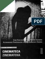 Elsaesser Thomas - Cine Fantastico Y De Terror Aleman.PDF