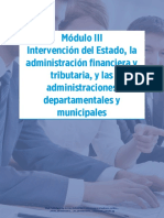 Derecho Administrativo Módulo III