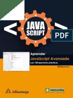 Aprender JavaScrip Avanzado con 100 ejercicios prácticos.pdf