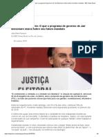 Bolsonaro Presidente_ O Que o Programa de Governo de Jair Bolsonaro Indica Sobre Seu Futuro Mandato - BBC News Brasil