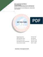 Resumen Niif Pymes Grupo 1 Seccion j