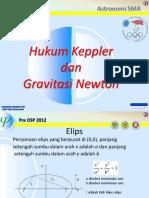 Keppler Dan Newton
