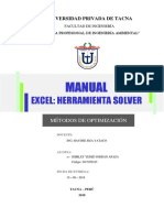 Manual de Solver - Shirley Jordan Apaza