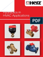 Hydraulics in Hvac Applications En