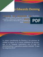 Principios Deming