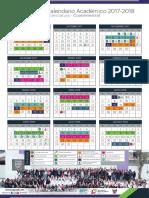 Calendario Lic Cuatrimestre 2017 2018