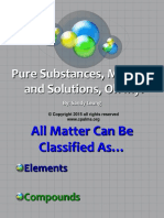 presentation pure substances mixtures and solutions oh my