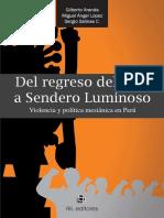 Aranda, Gilberto (et al.). - Del regreso del Inca a Sendero Luminoso. Violencia y politica [2009].pdf