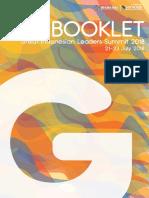 [Official] Booklet Gils 2018