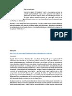 Conclusion de Un Informe de Auditoria