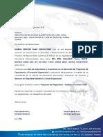 593-BRC-18-132 Propuesta de Diagnostico-Auditoria Preliminar BRC - IDEAL