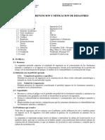 Silabo Prevencion y mitigacion 2018-2.pdf