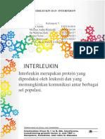 INTEERLEUKIN DAN  INTERFERON.pptx
