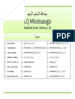 Arabic Madinah Book 1 Notes v8