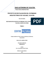 TOMO 2, RESTAURACION DE EDIFICIO PATRIMONIAL EN EL CENTRO DE YAXCABA YUCATAN-CENTRO CULTURAL.pdf