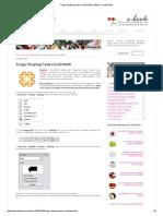 Fungsi Shaping Pada CorelDRAW _ Belajar CorelDRAW