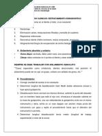 Guía Pasos Cliìnicos Retratamiento Endodoìntico