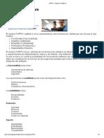 FURPS - Ingeniería Software