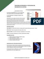 Wuolah-free-tema 16 Degeneracion Retiniana II- Patologia Del Vitreo- Desprendimiento de Retina