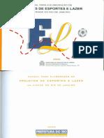Manual Projetos de Esporte e Lazer_RJ