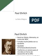 Paul elrich